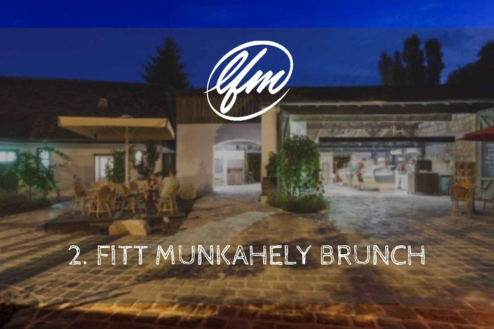 2. Fitt Munkahely Brunch november 29. 16.00